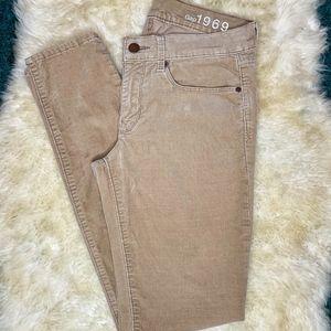 Gap Corduroy Legging Jeans